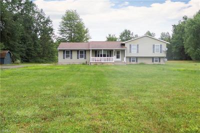Salem Single Family Home For Sale: 13780 W Middletown Road