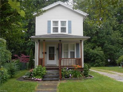 Geneva Single Family Home For Sale: 431 N Broadway State Rd 534