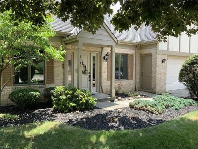 Rocky River Single Family Home For Sale: 1045 Brook Lane