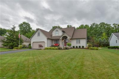 Youngstown Single Family Home Active Under Contract: 5531 Cider Mill Crossing