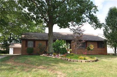 Youngstown Multi Family Home For Sale: 5763 Callaway Circle