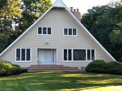 Brecksville Single Family Home For Sale: 6695 Farview Road