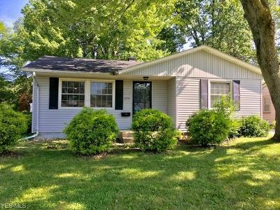 Single Family Home Active Under Contract: 2230 Stewart Drive