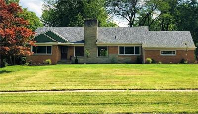 Seven Hills Single Family Home Active Under Contract: 382 Chestnut Road