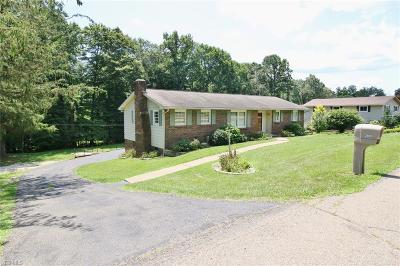 Zanesville Single Family Home Active Under Contract: 2880 Stanway Drive