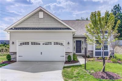 Strongsville Single Family Home For Sale: 13952 Woodhawk Drive