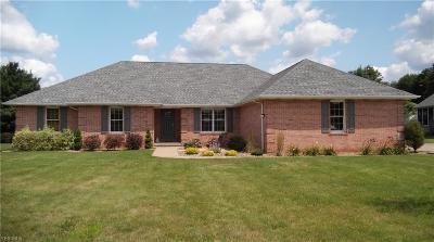 Boardman Single Family Home For Sale: 464 Presidential Court