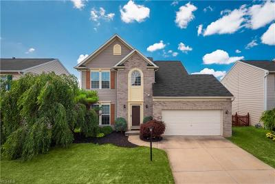 Olmsted Falls Single Family Home Active Under Contract: 8694 Westfield Park Drive
