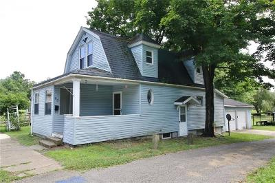 Muskingum County Single Family Home For Sale: 63 4th Street