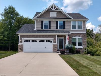 Macedonia Single Family Home Active Under Contract: 755 Arbor Trails Drive