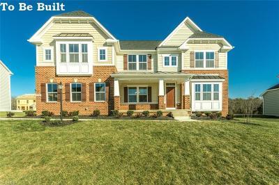Avon Single Family Home For Sale: 2212 Pendleton Court