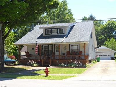 Andover Single Family Home Active Under Contract: 127 Chestnut Street