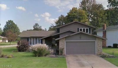 Seven Hills Single Family Home For Sale: 7879 Cresthill Drive
