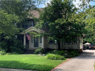 Cleveland Single Family Home For Sale: 4004 Riveredge Road