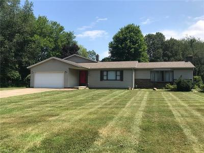Conneaut Single Family Home Active Under Contract: 535 Joann Drive