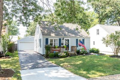Avon Lake Single Family Home Active Under Contract: 254 S Point Drive