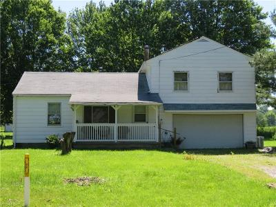 Columbia Station Single Family Home Active Under Contract: 12265 Cowley Road