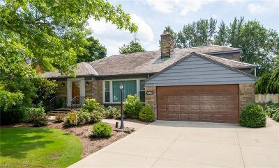 University Heights Single Family Home For Sale: 4390 Churchill Boulevard