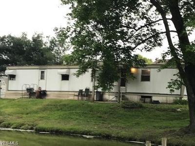 Massillon Single Family Home For Sale: 1700 Manchester Avenue #Lot 2