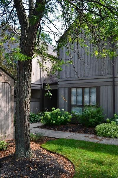 Chagrin Falls Condo/Townhouse For Sale: 17567 Fairlawn Drive