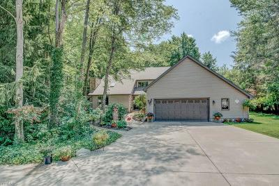 Columbiana Single Family Home Active Under Contract: 14213 Eureka Road