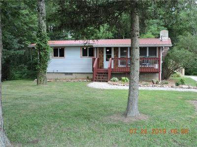 Roaming Shores Single Family Home For Sale: 855 Rome Rock Creek Road