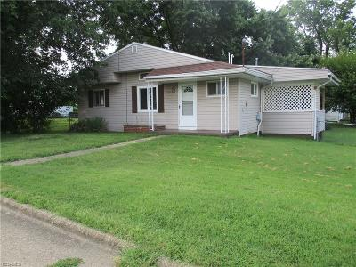 Vienna Single Family Home For Sale: 1113 14th Street