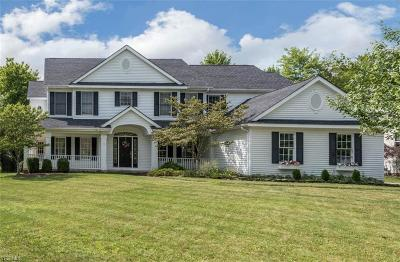 Broadview Heights Single Family Home For Sale: 8286 Thackeray Court