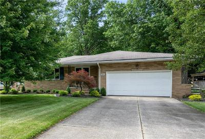 North Olmsted Single Family Home Active Under Contract: 28230 Nandina Drive