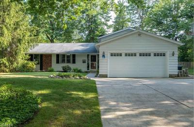 Olmsted Falls Single Family Home Active Under Contract: 9600 Driftwood Drive