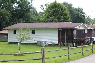 Vienna Single Family Home For Sale: 1522 27th Street