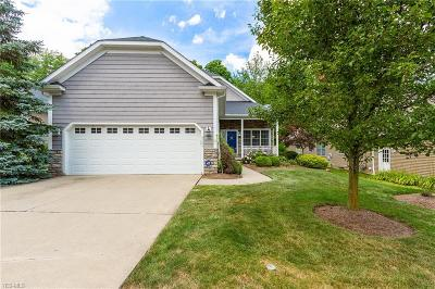 Brecksville Single Family Home Active Under Contract: 8027 Long Forest Drive