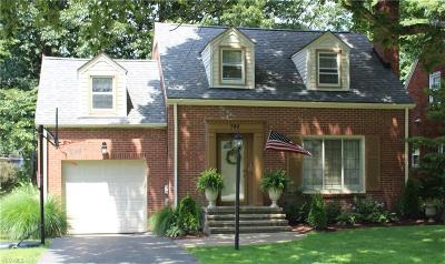 Single Family Home Pending: 244 Brookfield Avenue