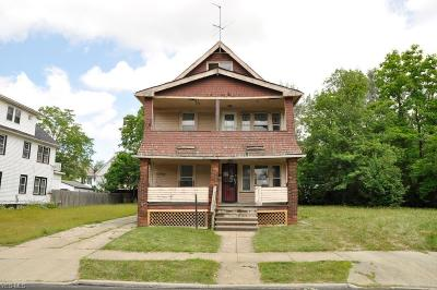 Cleveland Multi Family Home For Sale: 12811 Imperial Avenue