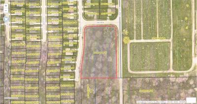 Ashtabula Residential Lots & Land For Sale: Norman Avenue