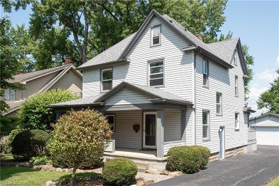 Hubbard Single Family Home Active Under Contract: 41 Christian Avenue