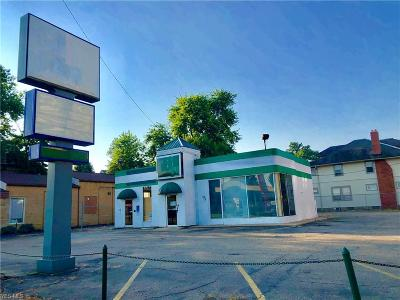 Massillon Commercial For Sale: 909 Lincoln Way