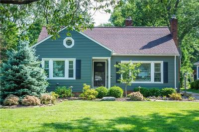 Single Family Home Active Under Contract: 28923 Northfield Road