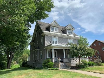 Columbiana Single Family Home For Sale: 122 N Elm Street