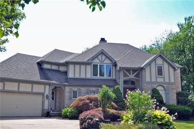 Avon Single Family Home For Sale: 4256 Saint Francis Court