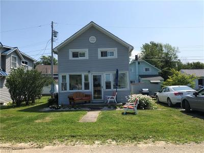 Ashtabula Single Family Home Active Under Contract: 11 Twi-Lite Drive