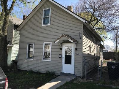 Tremont Single Family Home For Sale: 2631 W 19th Street