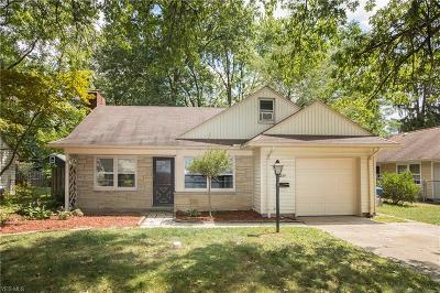 Single Family Home For Sale: 239 Beeler Drive