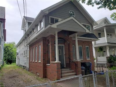 Tremont Multi Family Home Active Under Contract: 2416 W 10th Street