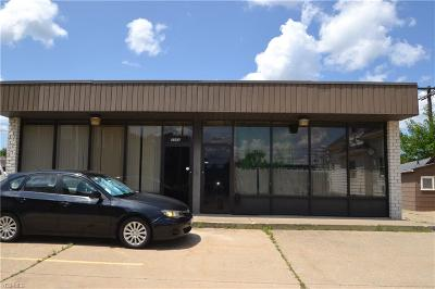 Parma OH Commercial For Sale: $149,900