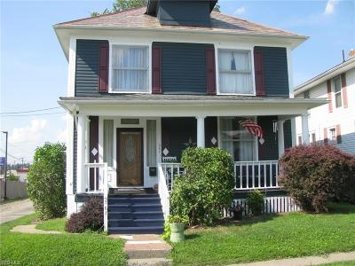 Zanesville Single Family Home Active Under Contract: 567 Winton Avenue