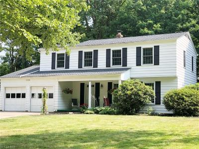 Solon Single Family Home For Sale: 33290 Wagon Wheel Drive