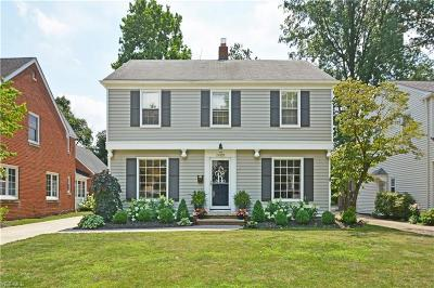 Fairview Park Single Family Home Active Under Contract: 19533 N Sagamore Road