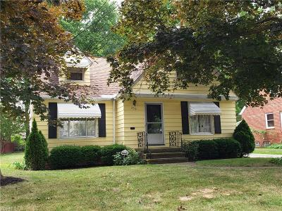 Rocky River Single Family Home For Sale: 2661 Northview Road