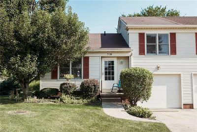 Brunswick Single Family Home Active Under Contract: 5279 Creekside Boulevard #T36